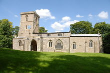 Bledlow-cum-Saunderton, Holy Trinity parish church, Buckinghamshire; The Roald Dahl Museum © Phind